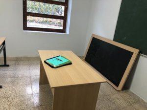 Mobili per la scuola di Tamara – Per una educazione di qualità per i giovani del Kelmend