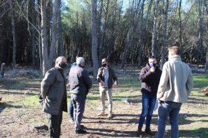 Le istituzioni e le comunità locali al centro dei nostri progetti di riforestazione